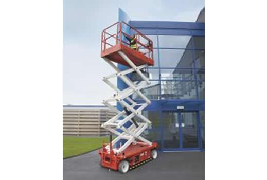 Scissor Lift Wind Load Analysis