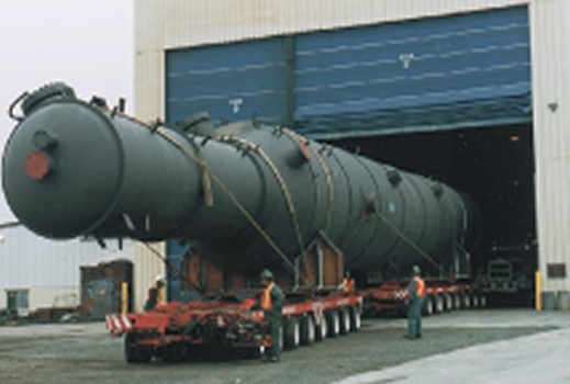 ASME Section VIII, Division 2 Pressure Vessel - Transportation Analysis