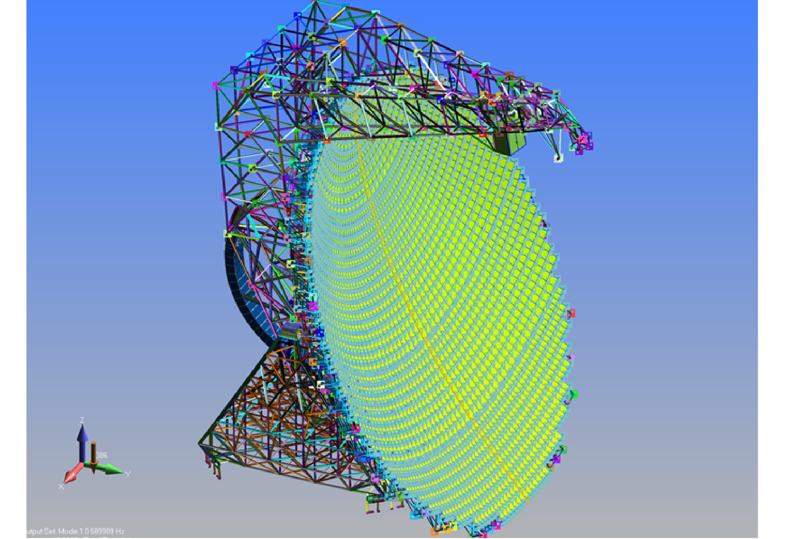 And from one of our clients, this beautiful antenna deep-space observation.  Courtesy of the NRAO
