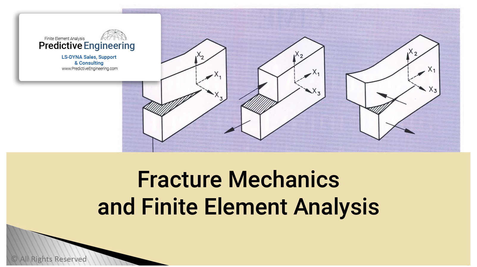 Fracture Mechanics and Finite Element Analysis Image