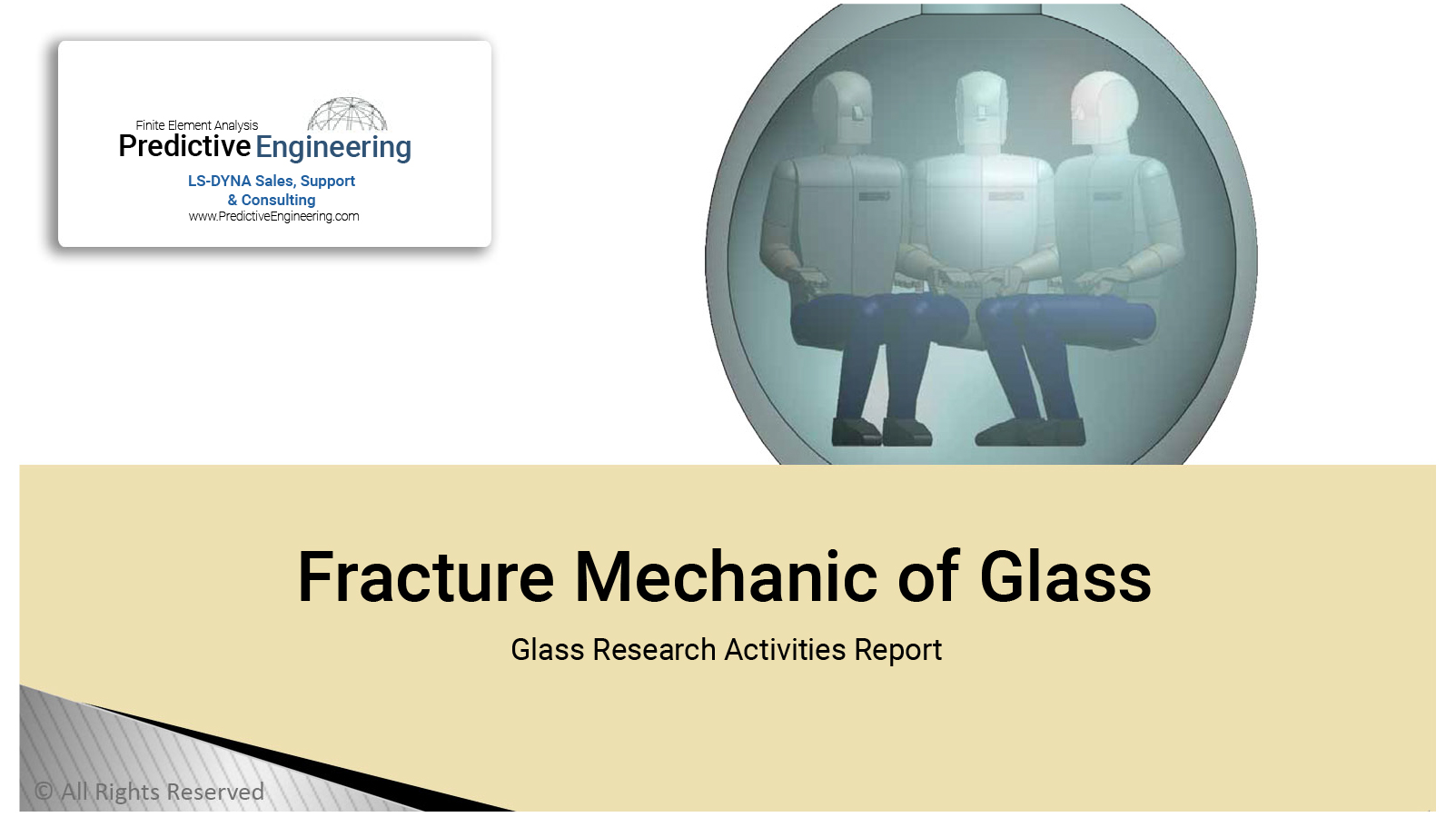 Fracture Mechanics of Glass Image