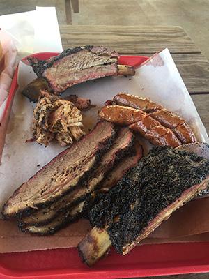 BBQ in Houston