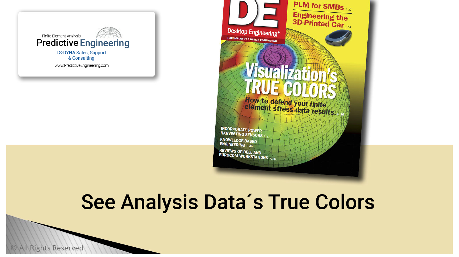See Analysis Data's True Colors Image