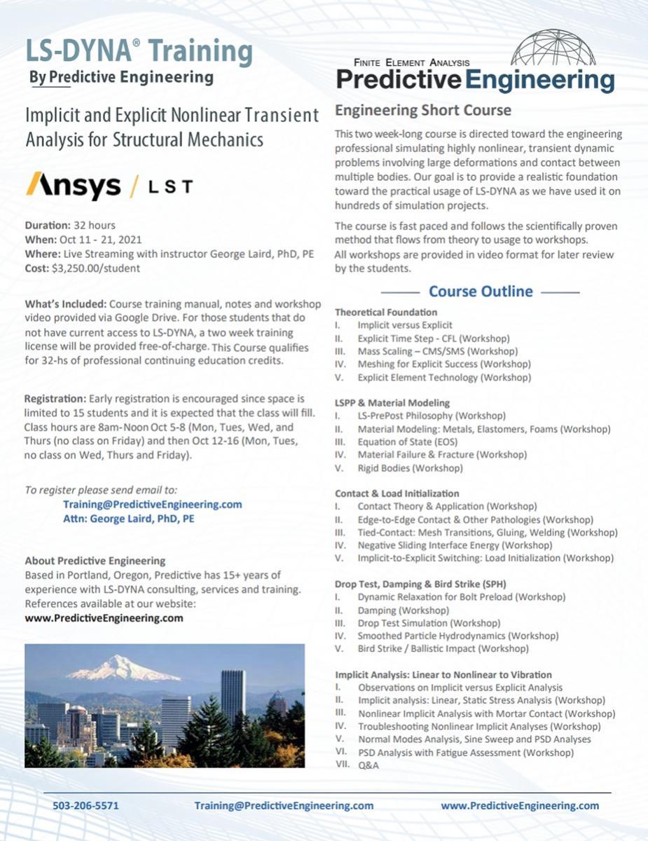 Online PDF Course Brochure